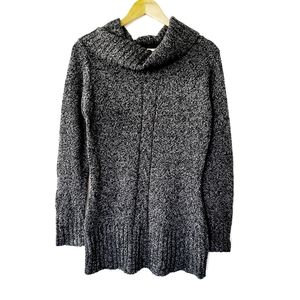 Warehouse One Long Sleeve Cowlneck knit  Tunic